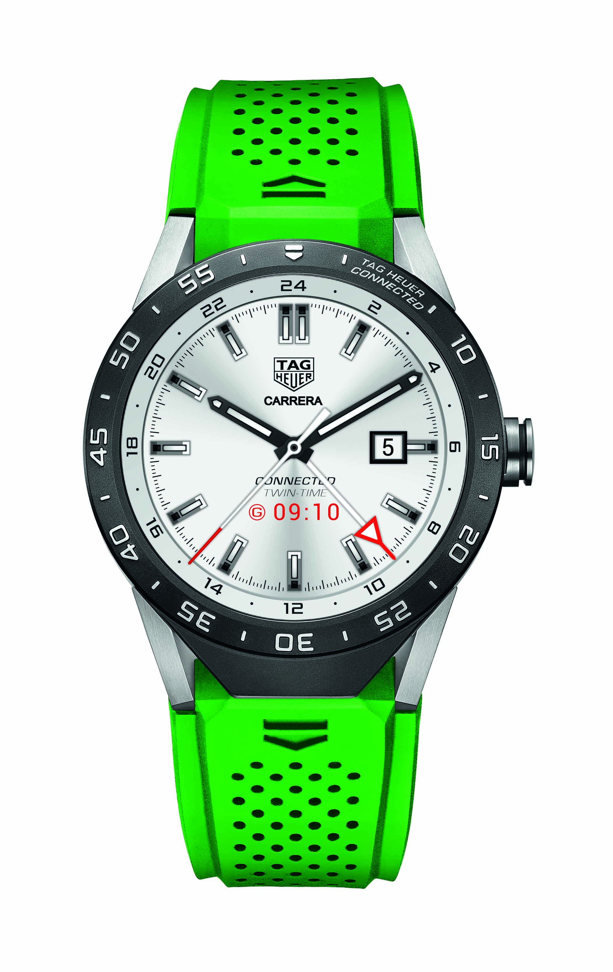 SAR8A80.FT6059 - GREEN - DIAL ON 2015