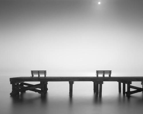 bw film fog sunrise stpetersburg landscapes florida fineart 4x5 format largeformat passagrille tmax100 2013 rodenstock150mmf56aposironars ebonysv45ti jaspcphotography