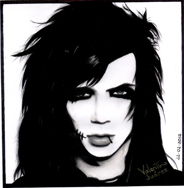 6775652170 bfaf09be8d z jpgEasy Andy Biersack Drawing
