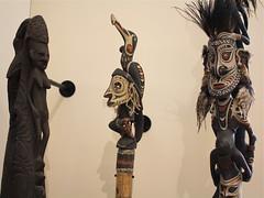 Polynesian figures
