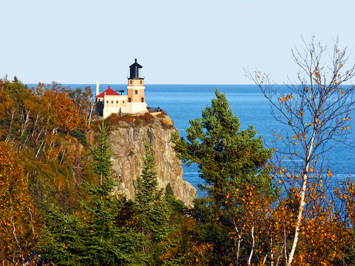 Split Rock Lighthouse - North Shore of Lake Superior