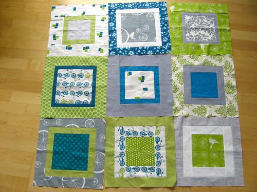 bento squares before