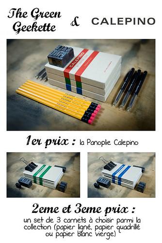 thegreengeekette_concours_calepino