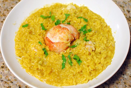 6791424884 91fd472819 Lobster Risotto