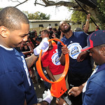 NBA Cares And Rebuilding Together