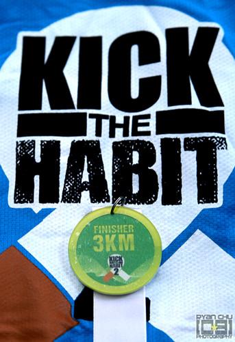 98/365 kick the habbit