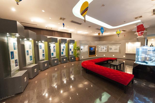 錦鯉会館 資料展示室