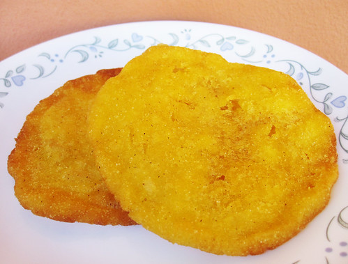 Arepas Venezolanas - Recipe