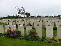 Grévillers British Cemetery