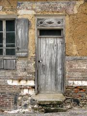 Saint-Riquier (façade en péril) 4438