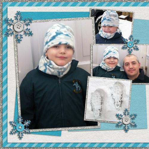 Snow Much Fun 1 by Lukasmummy