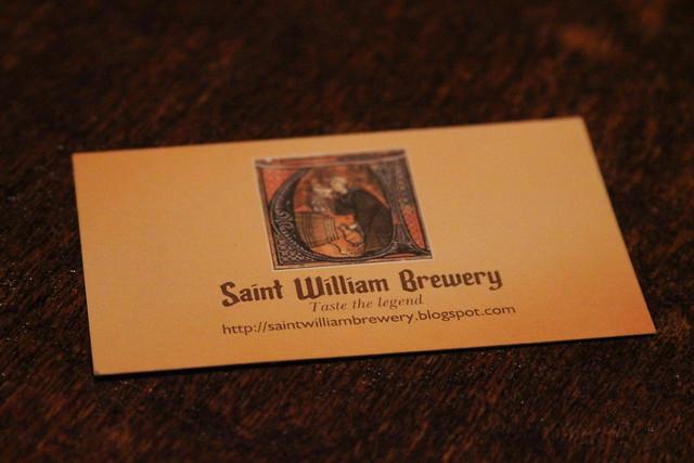 6818257636 2397a351c1 z Saint William Brewery