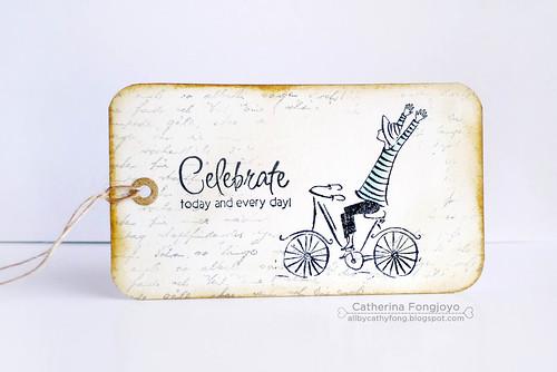Celebrate tag