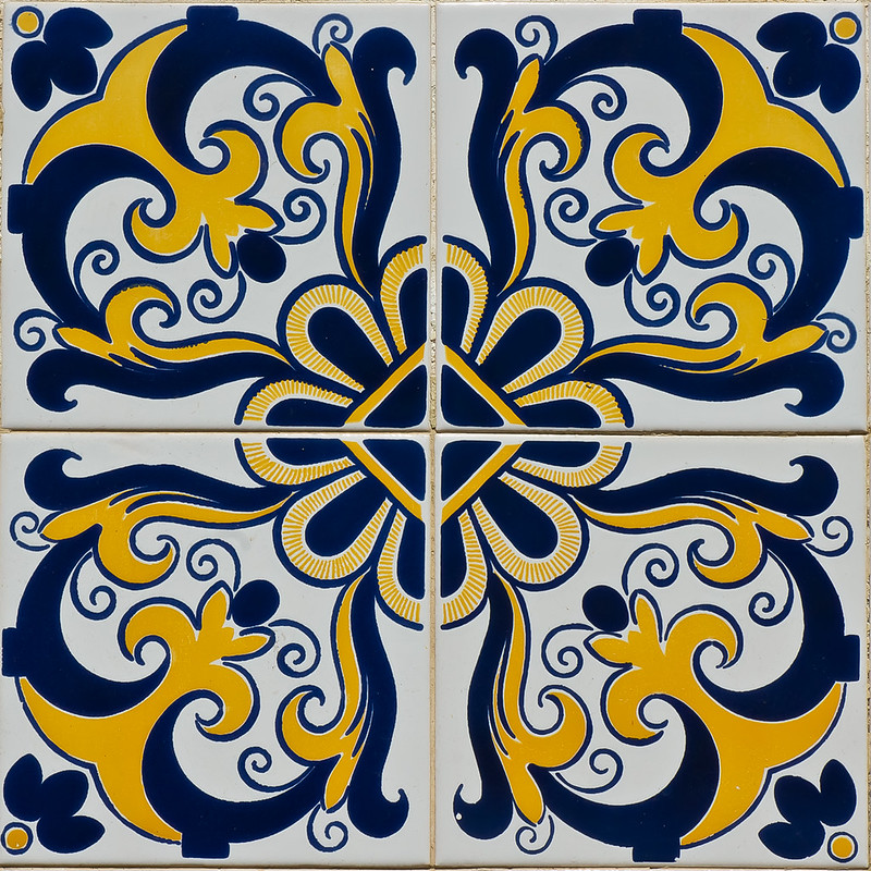 Photo:Azulejos Portugueses - 33 By:r2hox