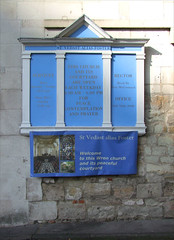St Vedast alias Foster