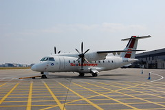 ScotAirways, Dash 8 (1)