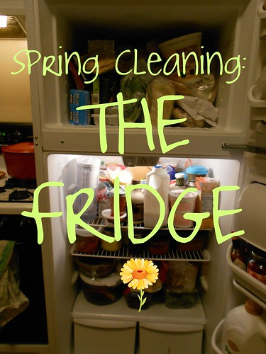 Spring Cleaning: The Fridge