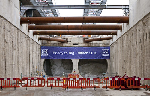 22984_TBM Launch Event - Crossrail Ready to Dig - 13 March 2012