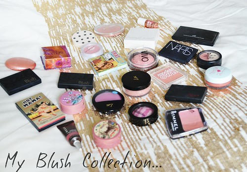 Blusher-collection