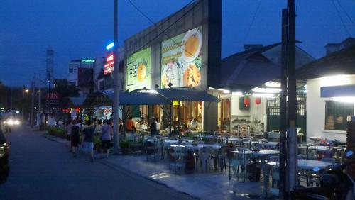 都市風水漫談 馬來西亞的好風水餐廳1