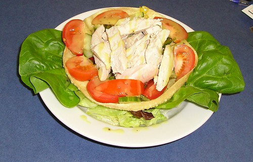"Chicken Salad | <a href=""http://www.flickr.com/photos/orwellcrossing/6841558842/"">View at Flickr</a>"