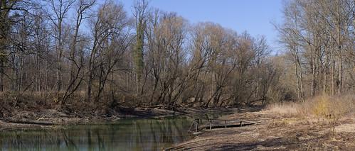 panorama river landscape croatia hrvatska rijeka odra turopoljskilug krajolik pentaxk5 veleševec