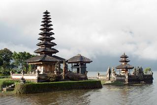 Pura Ulun Danu Bratan - Water Temple - Bali