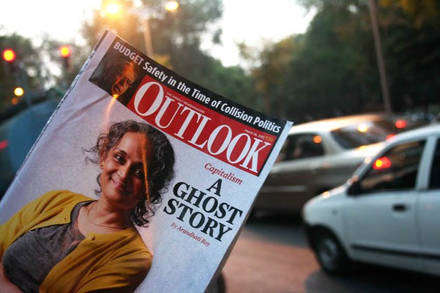 City Special - Arundhati Roy on Capitalism