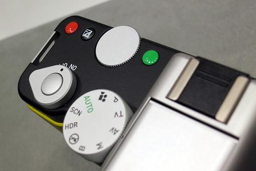 CP+2012 PENTAX K-01
