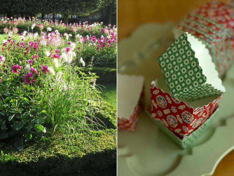 GreenGate cupcake cups