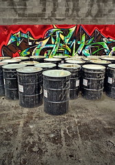 Paint and Barrels