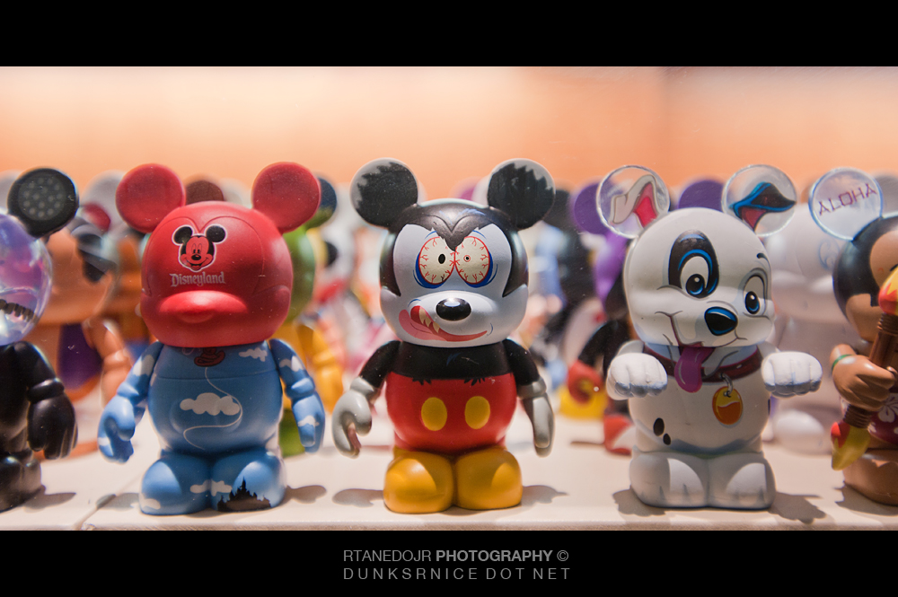 Disney Vinylmation.