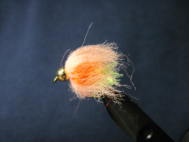 the real deal egg pattern steelhead egg fly