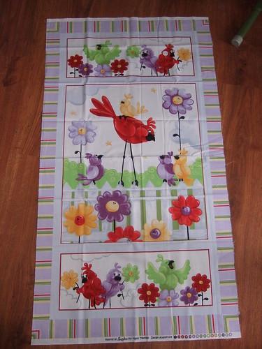 Birdie Panel