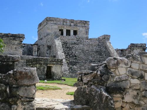 Tulum Ruins (#3469) by Kordian