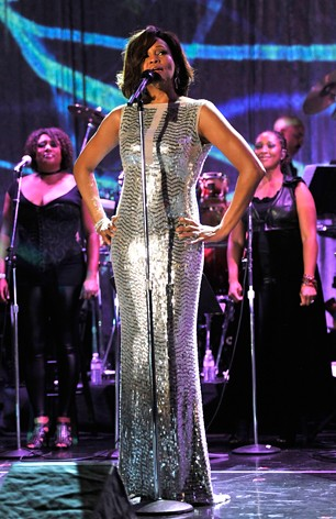Pop artist Whitney Houston at pre-Grammy gala during 2011. Houston was found dead at the Beverly Hills Hilton on February 11, 2012. She was 48-years-old. by Pan-African News Wire File Photos