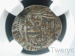 COPY in NGC holder closeup