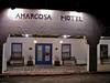 Amargosa Hotel Entrance