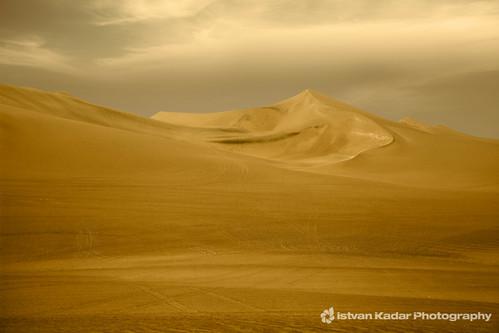 peru yellow landscape scenery desert sandboarding sanddune ica huacachina dunebuggying