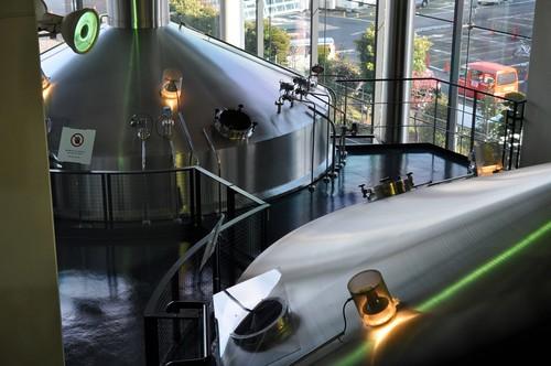 サントリー武蔵野ビール工場 ザ・プレミアム・モルツ