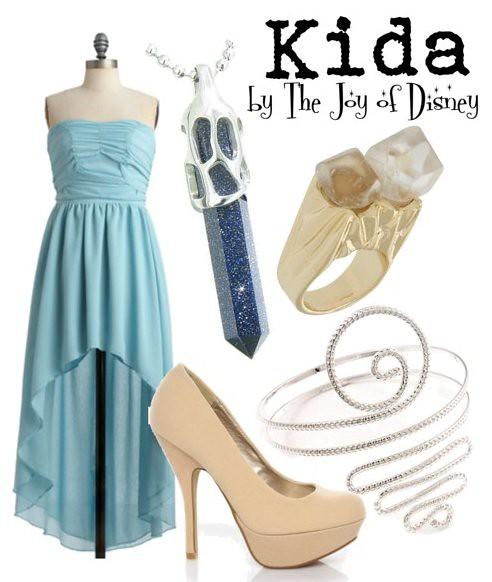 Inspired by: Kida