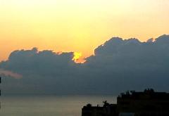 Monaco February Sunrise