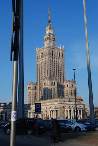Warsaw's Diggin' it...