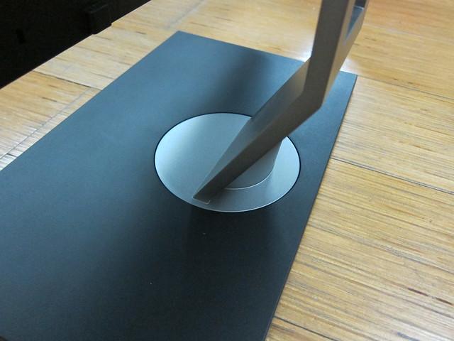 Dell U3011 - Rotating Base