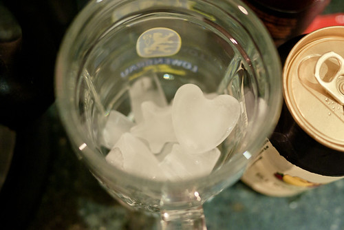 Whimsical ice cubes