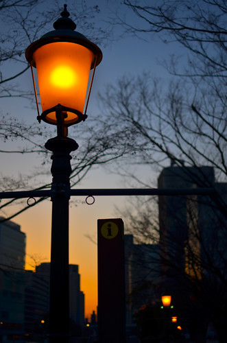 Streetlight by hyossie
