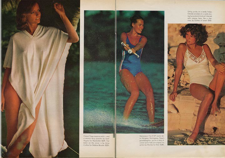 1975 SI Swim Suit Photos (02, 03, 04)