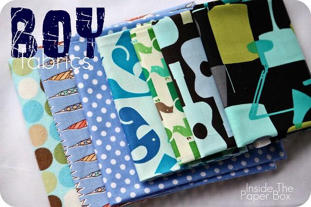 Boy Fabrics