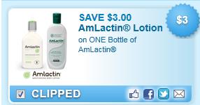Amlactin Lotion Coupon