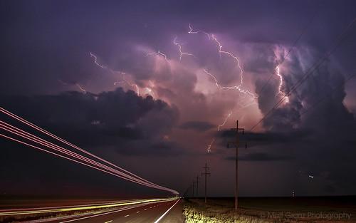 light wallpaper storm oklahoma weather clouds nikon highway trails tokina chase lightning 1224mm thunder chasing chaser severe d90 mattgranz